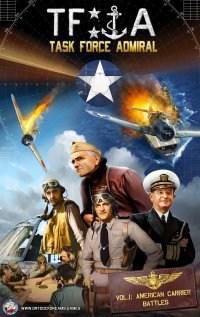 Okładka Task Force Admiral (PC)