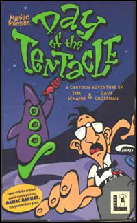 Okładka Day of the Tentacle (PC)