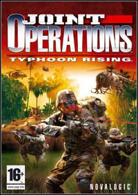 Okładka Joint Operations: Typhoon Rising (PC)