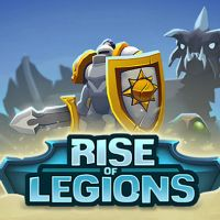 Game Box for Rise of Legions (PC)