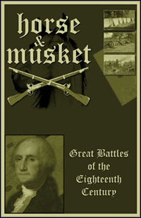 Game Box for Horse and Musket: Great Battles of Eighteenth Century (PC)