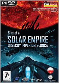 Okładka Sins of a Solar Empire (PC)