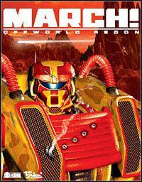 Okładka MARCH!: Offworld Recon (PC)