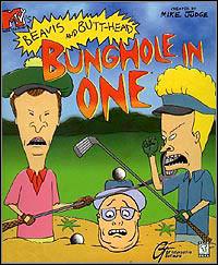 Okładka Beavis & Butt-Head: Bunghole-in-one (PC)