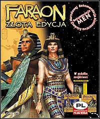 Okładka Pharaoh Gold (PC)