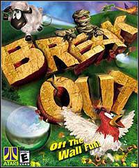 Okładka Breakout (PC)