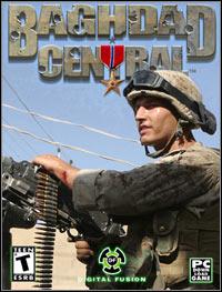 Okładka Baghdad Central: Desert Gunner (PC)