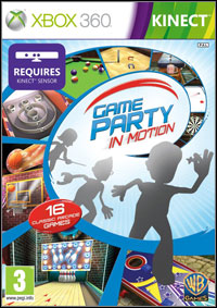 Game Box for Game Party: In Motion (X360)