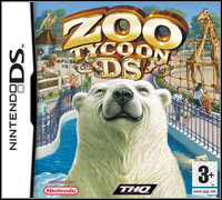 Game Box for Zoo Tycoon DS (NDS)