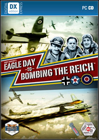 Game Box for Gary Grigsby's Eagle Day to Bombing the Reich (PC)
