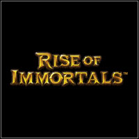 Okładka Rise of Immortals: Battle for Graxia (PC)
