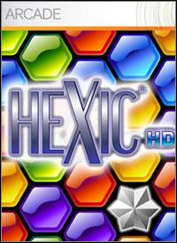 Okładka Hexic HD (X360)