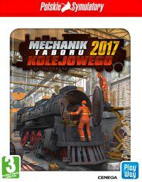 Okładka Train Mechanic Simulator 2017 (PC)