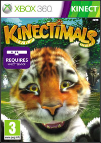 Okładka Kinectimals (X360)
