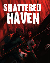 Game Box for Shattered Haven (PC)