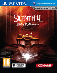 Okładka Silent Hill: Book of Memories (PSV)