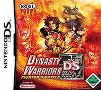 Okładka Dynasty Warriors DS: Fighter's Battle (NDS)