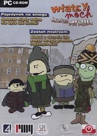 Okładka Wlatcy Moch: Sniezna Rozwalka (PC)
