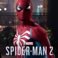 Marvel's Spider-Man 2 (PS5 cover