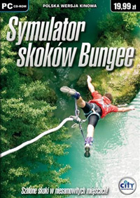 Okładka Bungee Jumping Simulator (PC)