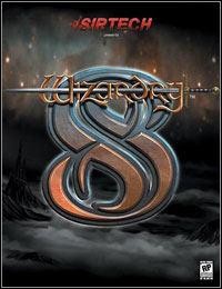Okładka Wizardry 8 (PC)