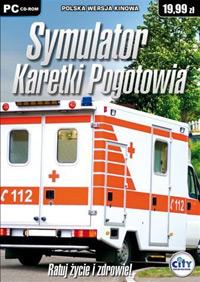 Okładka Ambulance Simulator (PC)