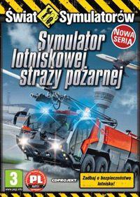 Okładka Airport Firefighter Simulator (PC)