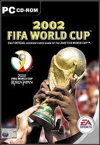 Okładka FIFA World Cup 2002 (PC)