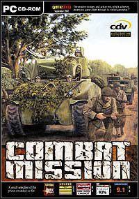 Okładka Combat Mission: Beyond Overlord (PC)