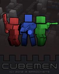 Okładka Cubemen (PC)