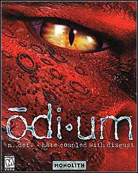 Okładka Odium (PC)