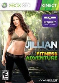 Okładka Jillian Michaels' Fitness Adventure (X360)