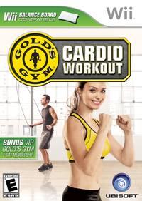 Okładka Gold's Gym: Cardio Workout (Wii)
