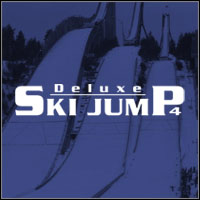 Game Box for Deluxe Ski Jump 4 (PC)