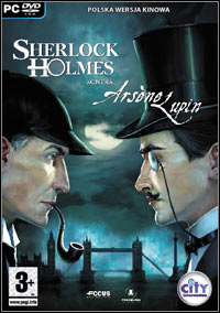 Okładka Sherlock Holmes: Nemesis (PC)