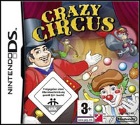 Game Box for Crazy Circus (NDS)