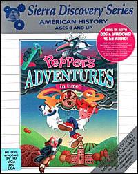Okładka Pepper's Adventures in Time (PC)