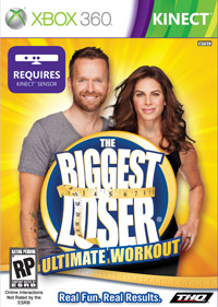 Game Box for The Biggest Loser: Ultimate Workout (X360)