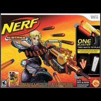 Okładka Nerf N-Strike (Wii)