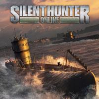 Okładka Silent Hunter Online (WWW)