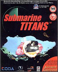 Okładka Submarine Titans (PC)