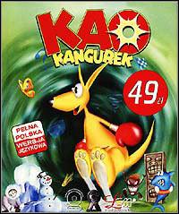 Game Box for KAO The Kangaroo (PC)