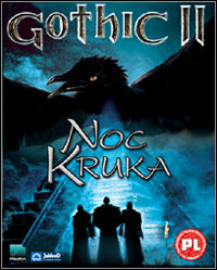 Okładka Gothic II: Night of the Raven (PC)