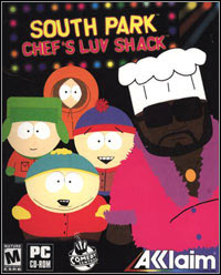 Okładka South Park: Chef's Luv Shack (PC)