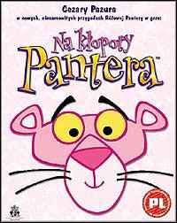 Okładka The Pink Panther Passport to Peril (PC)