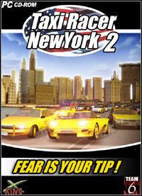 Okładka Taxi Racer New York 2 (PC)