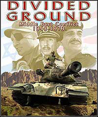 Game Box for Divided Ground: Middle East Conflict 1948 - 1973 (PC)