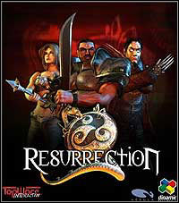 Okładka Resurrection: The Return of the Black Dragon (PC)
