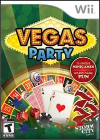 Okładka Las Vegas Casino Party (Wii)