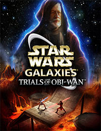 Okładka Star Wars Galaxies: Trials of Obi-Wan (PC)